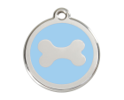 accessoire chat design bleu
