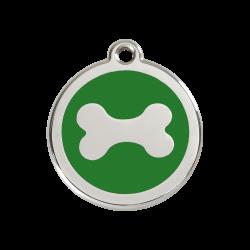 Gravure médaille pour chien