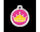 accessoire grand chien - médaille à personnaliser
